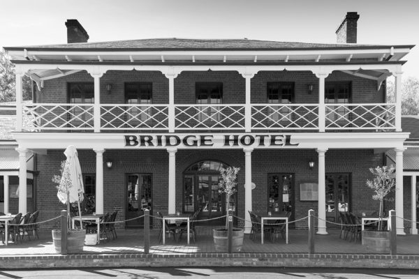 1-The Bridge Hotel-bw