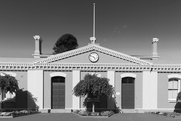 Old Echuca Town Hall